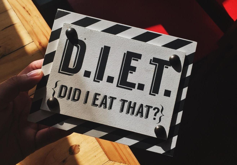 diet plan questions