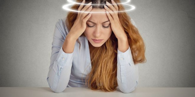 Dizziness Meaning in Hindi, Dizziness in Hindi