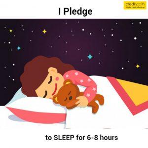 sleep right