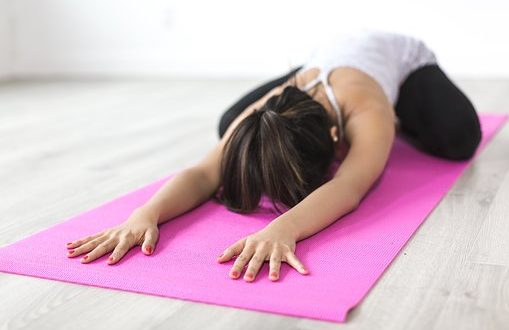 yoga for busy women