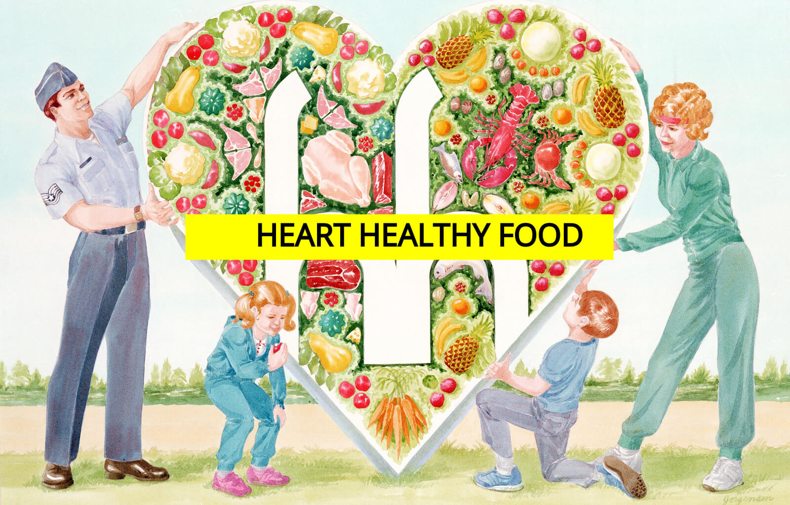 A Simple To Cook Meal Plan For Your Healthy Heart Credihealth