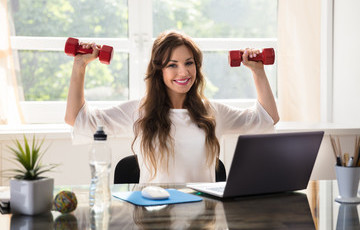 Women in Corporate and fitness