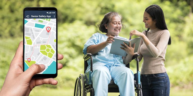 Lifesaving Location Devices for seniors