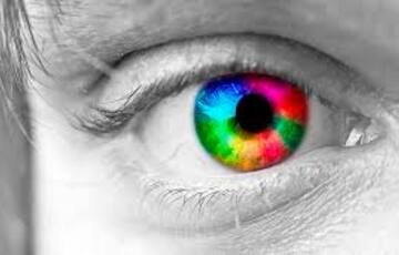Color blind test, color blindness treatment