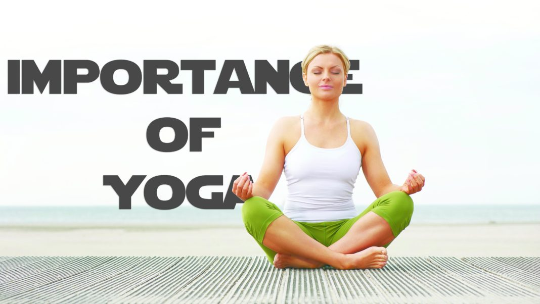 Reasons Why Everyone Must Take Out Some Time For Yoga Daily