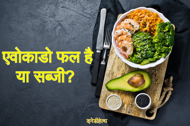 Is avocado a fruit, Avocado fruit in hindi