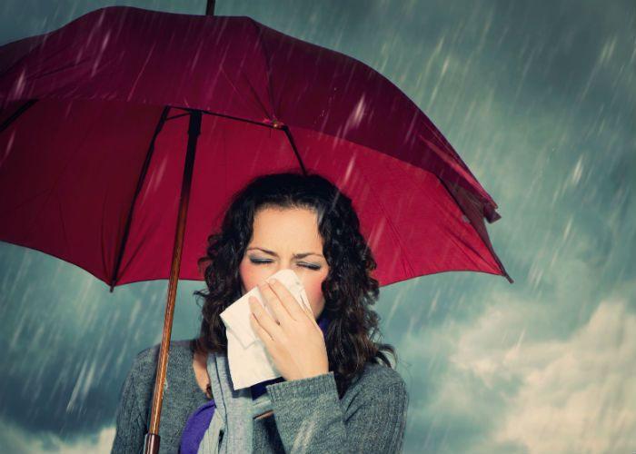 monsoon in India, Monsoon Health Tips