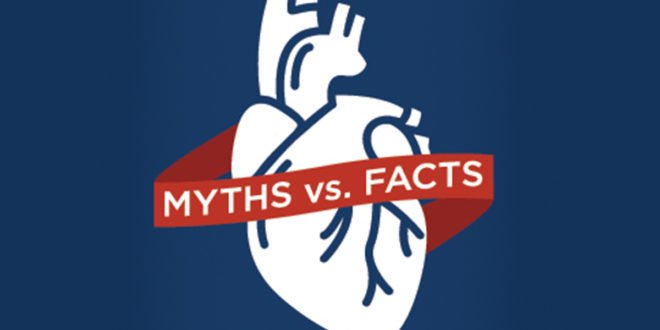 heart health mythbusters