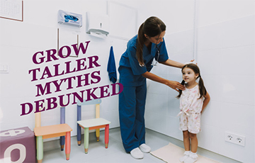 Grow Taller Myths Debunked