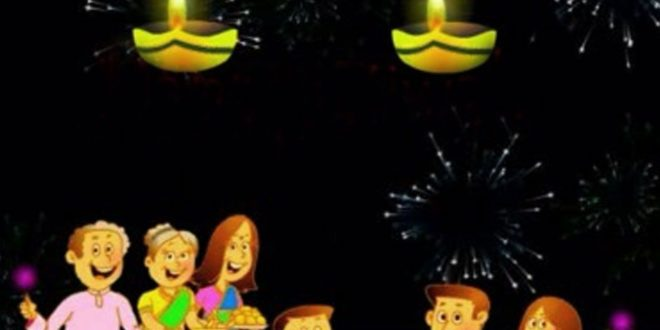 safety tips for children during Diwali