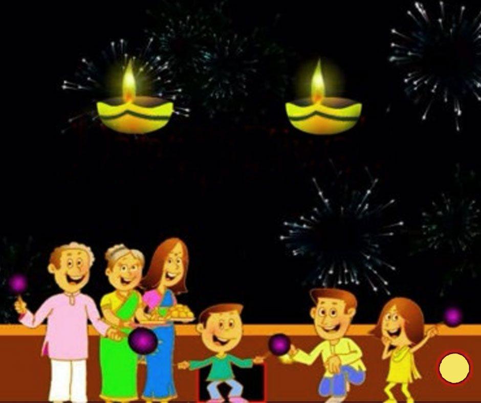 safety tips for children during Diwali