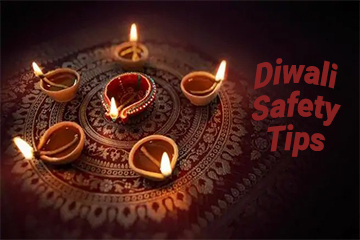 Diwali Safety Tips