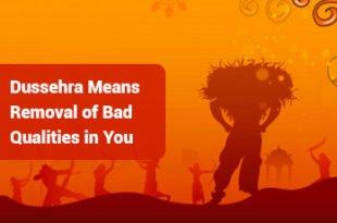 dussehra victory over evil