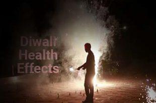 Diwali Health Effects