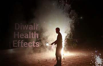 Diwali Health Effects