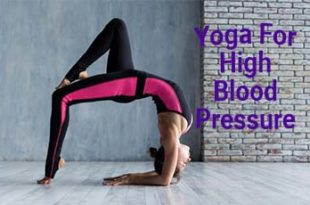 Yoga for Hypertension, Yoga for high Blood Pressure