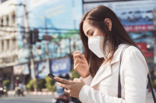 air pollution on mental health