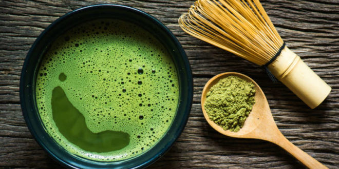 Green Matcha Tea for weight loss
