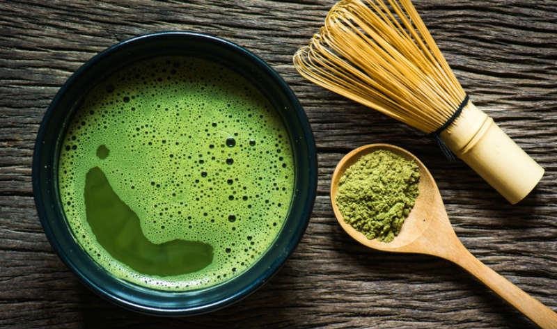 Green Matcha Tea for weight loss