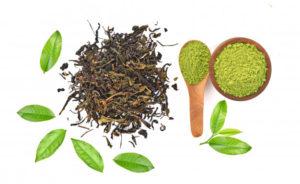 Chá verde matcha para perda de peso