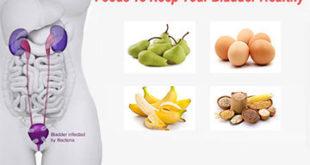 Bladder health, Bladder health supplements, food for bladder health
