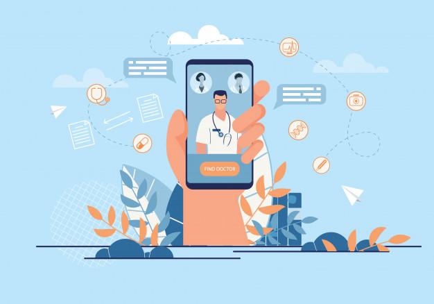 Healthcare app, Healthcare apps in India, health care app