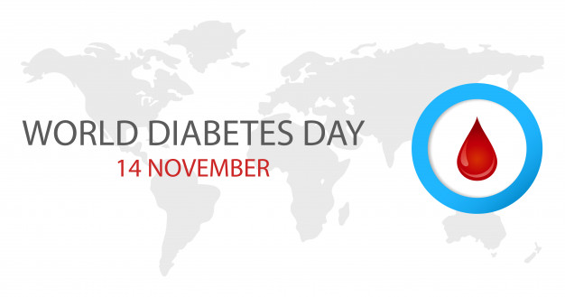 world diabetes day, world diabetes day 2019