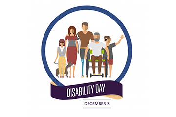 IDPD, International Day of Persons with Disabilities