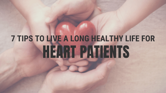 Tips for heart patient