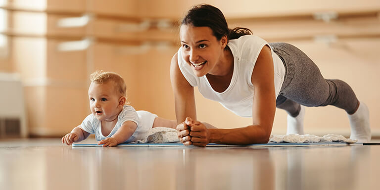 Post pregnancy exercise, Exercise after pregnancy, post pregnancy belly exercises
