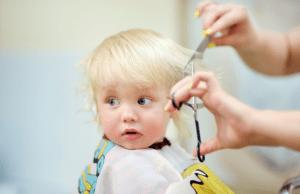 Cuidados com o cabelo do bebê