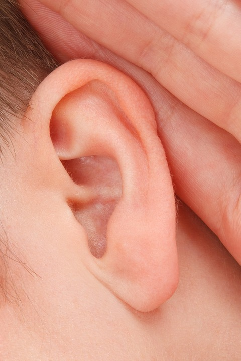 facing ear problem