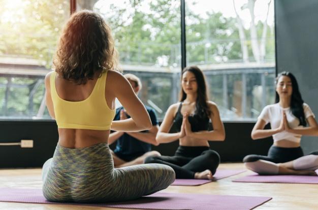 yoga training program