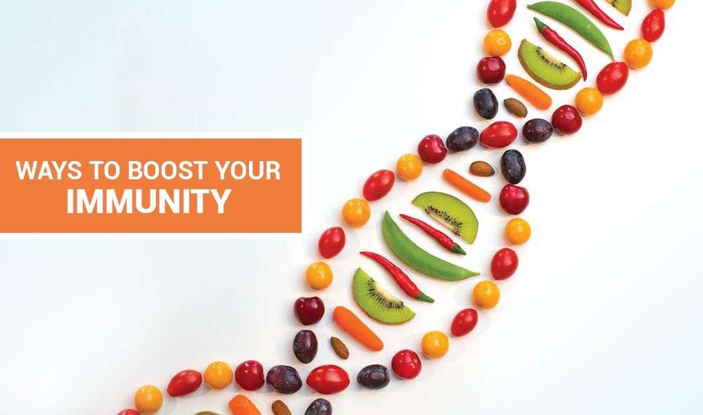 Boost Your Immunity, Immune boosting food, how to increase immunity