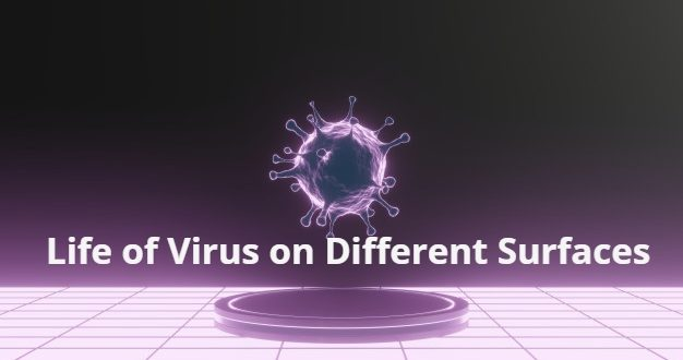 Coronavirus on surfaces, how to prevent coronavirus