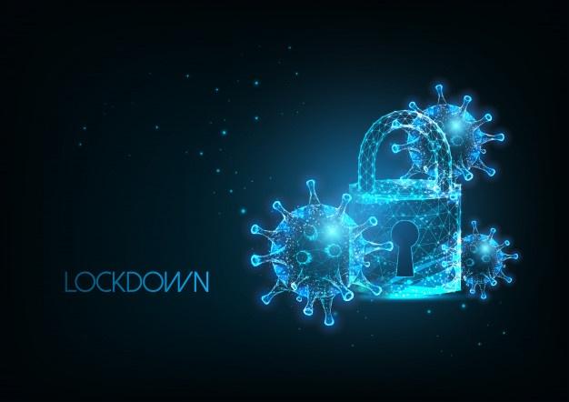 Lockdown in India in Hindi