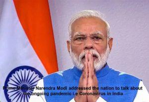 coronavírus na Índia, toque de recolher em Janta para combater o coronavírus, PM modi no Coronavírus