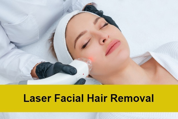 Laser Facial Hair Removal