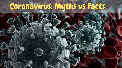 Coronavirus Myths and Facts