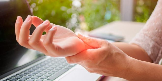Carpal tunnel syndrome 660x330